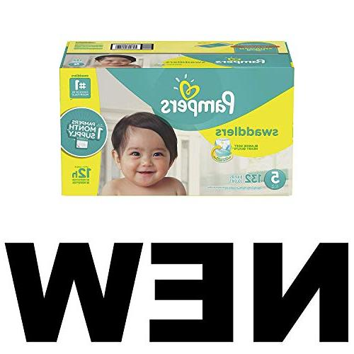 Pampers Swaddlers Disposable Baby Count, SUPPLY