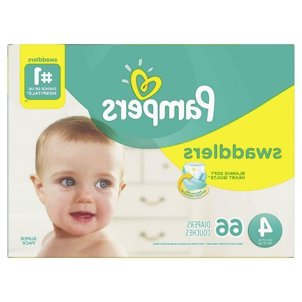 swaddlers disposable diapers size 4 22 37lbs