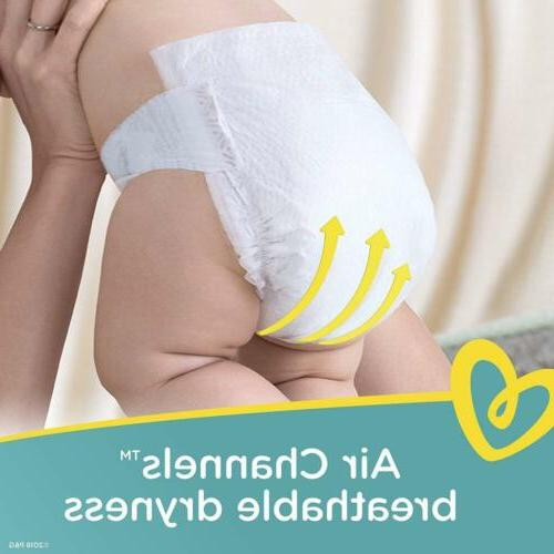 Pampers Overnights Baby Diapers 42 SUPER
