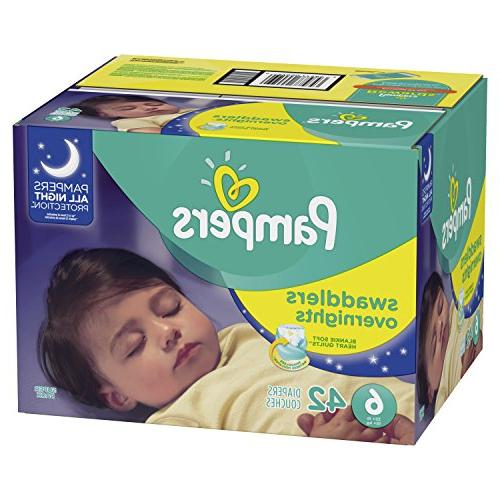 Pampers Disposable Baby Size 42 Count,