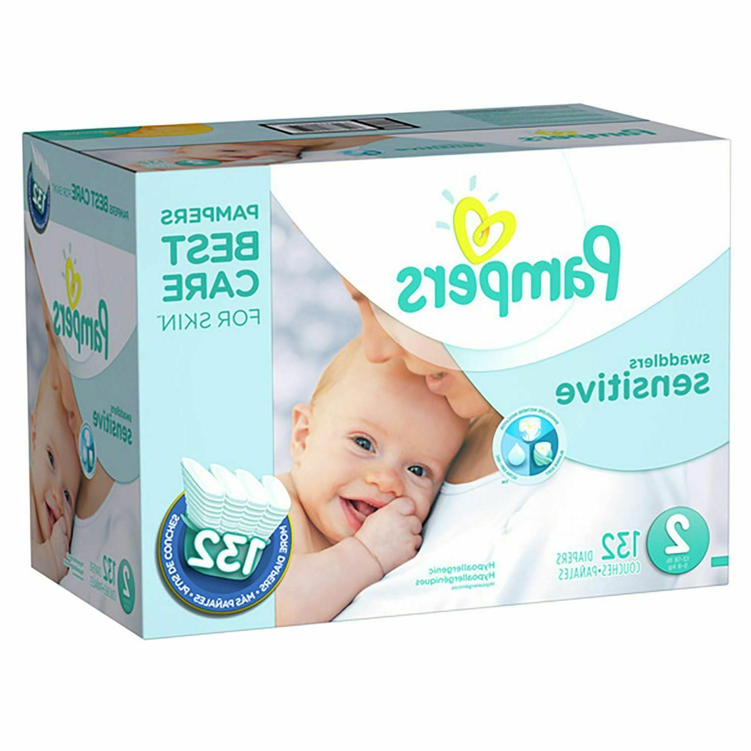 swaddlers sensitive diapers choose your size