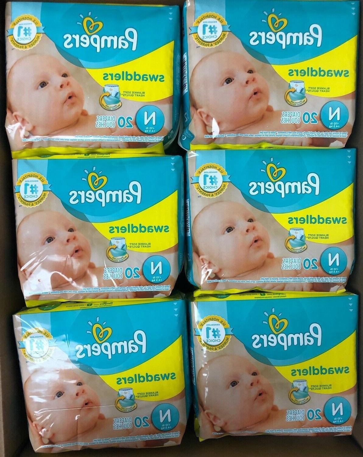 swaddlers tab closure disposable newborn baby diaper