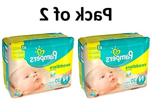 Pampers 20 Count