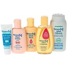 Johnson's Tiny Traveler, Baby Bath And Baby Skin Care Produc
