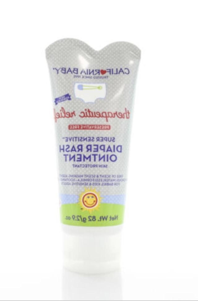 therapeutic relief super sensitive diaper rash ointment
