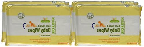 Babyganics Face Wipes 400 Wipes