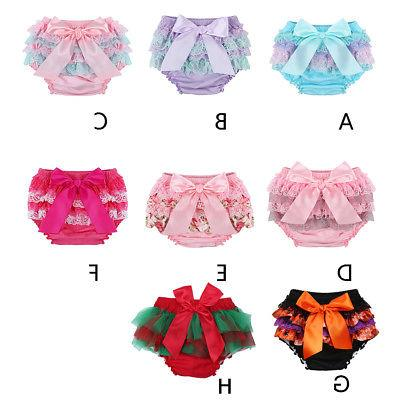 Toddler Baby Girl Lace Underwear