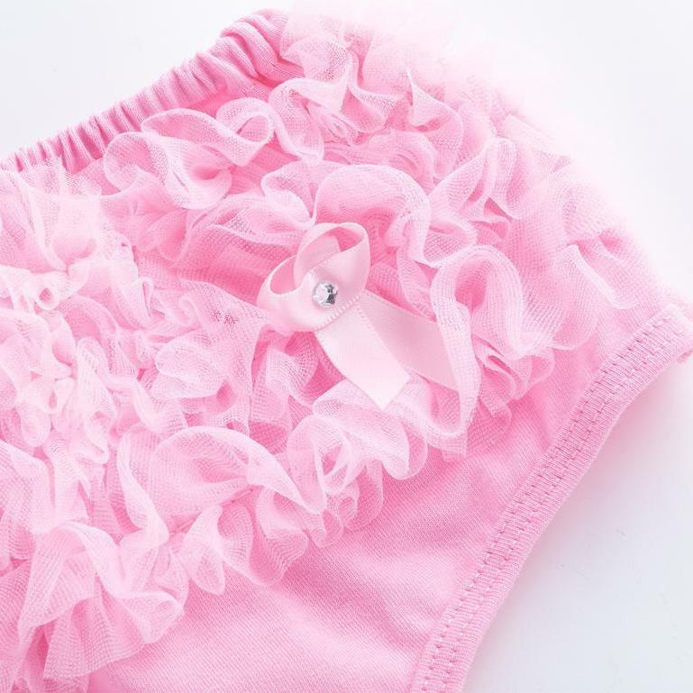 Toddler Baby Bowknot Underwear Diaper