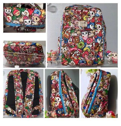 tokidoki jujube tokipops mini be backpack bag