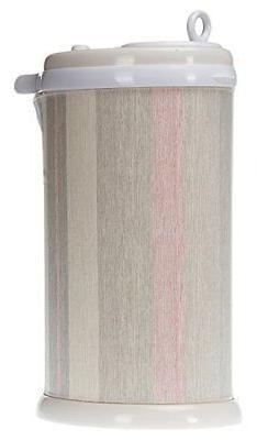 Glenna Jean Ubbi Diaper Pail Cover, Florence Stripe