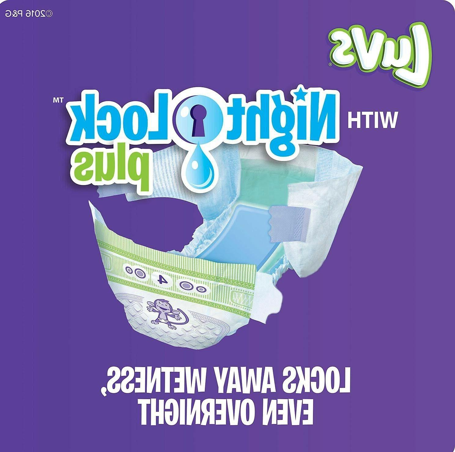 Luvs Diapers Size -228