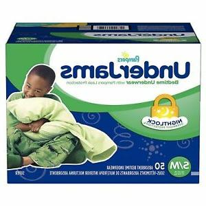 underjams disposable bedtime underwear for boys size