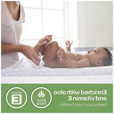 Unscented Baby Wipes Sensitive Natural