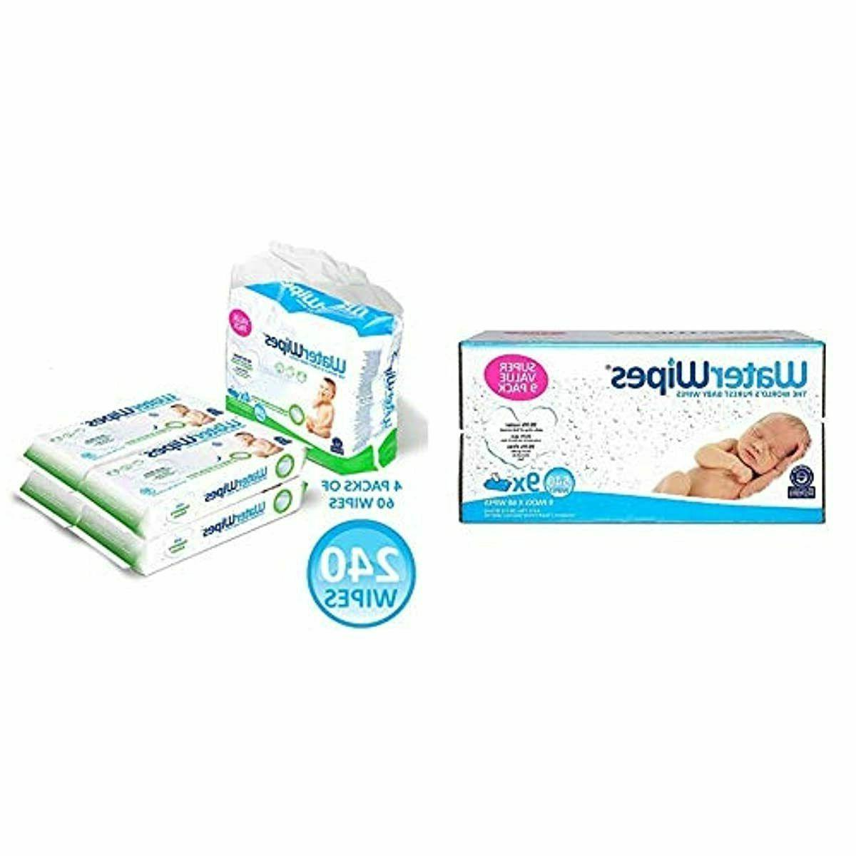 unscented baby wipes sensitive and newborn skin