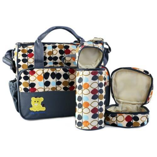 Baby Nappy Bag Handbag Holder Change