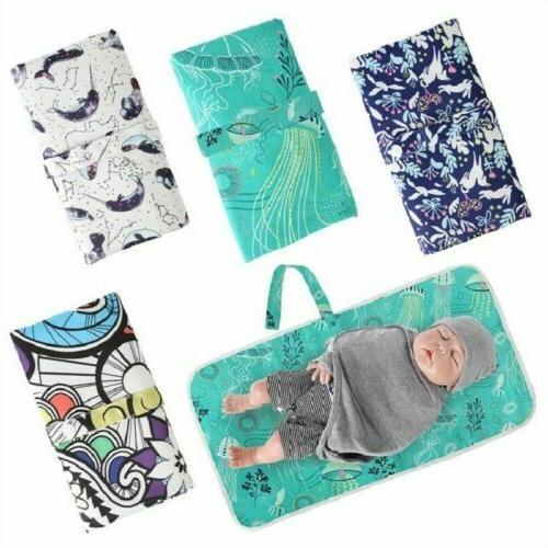 US Baby Portable Folding Waterproof Mat