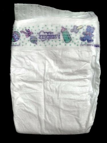 VERY RARE Pampers Premium Size Infant - 8