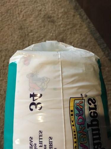 Vintage Pampers Baby Dry Pack 1997