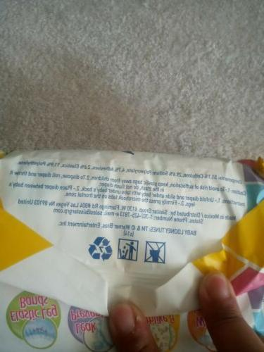 Vintage. Diapers Size 3 Sealed never