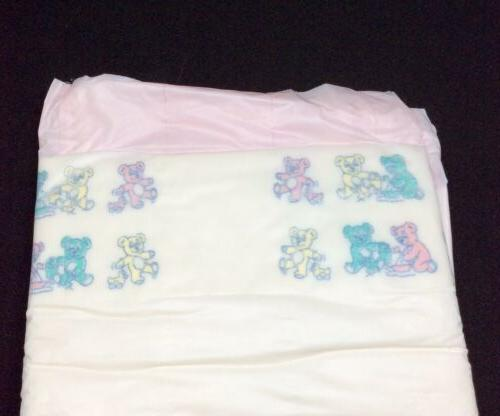 Vintage Pampers Phases Baby-Dry Diaper for Girls Maxi