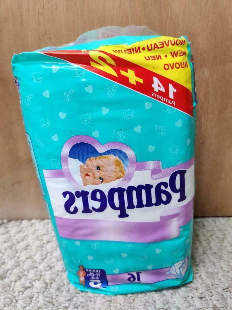 vintage plastic disposable diapers euro size 5