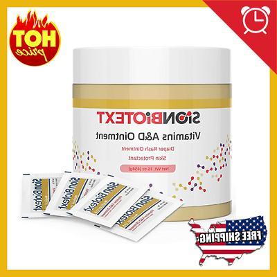 vitamin a d ointment baby diaper rash