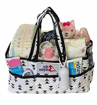 Baby Babylon Washable Caddy Organizer Trash