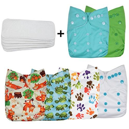 Cloth Pocket Pack Inserts
