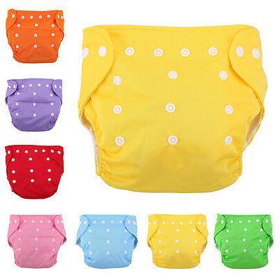 waterproof baby boys girls training pants cloth