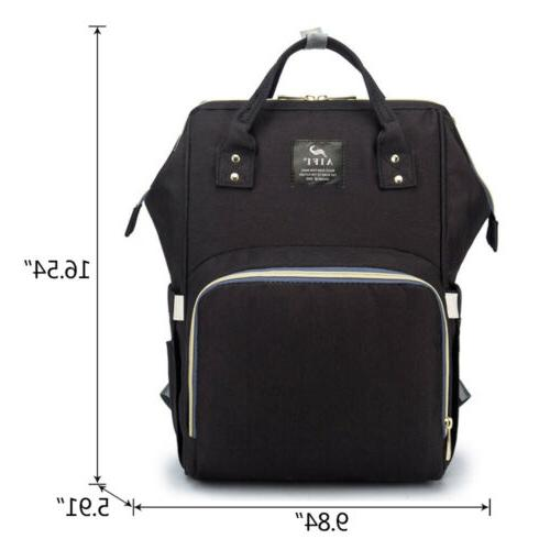 Waterproof Baby Mummy Maternity School Backpack