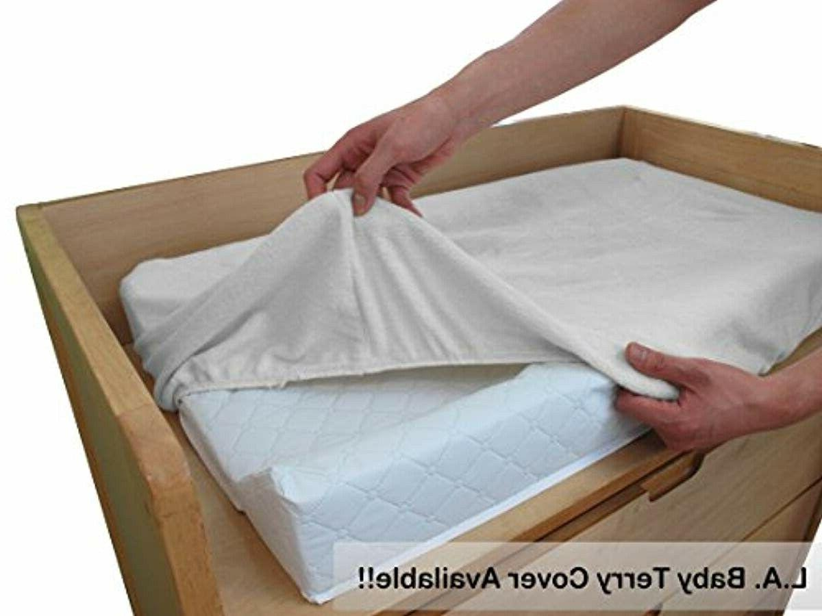 LA Changing Pad, Made to Clean
