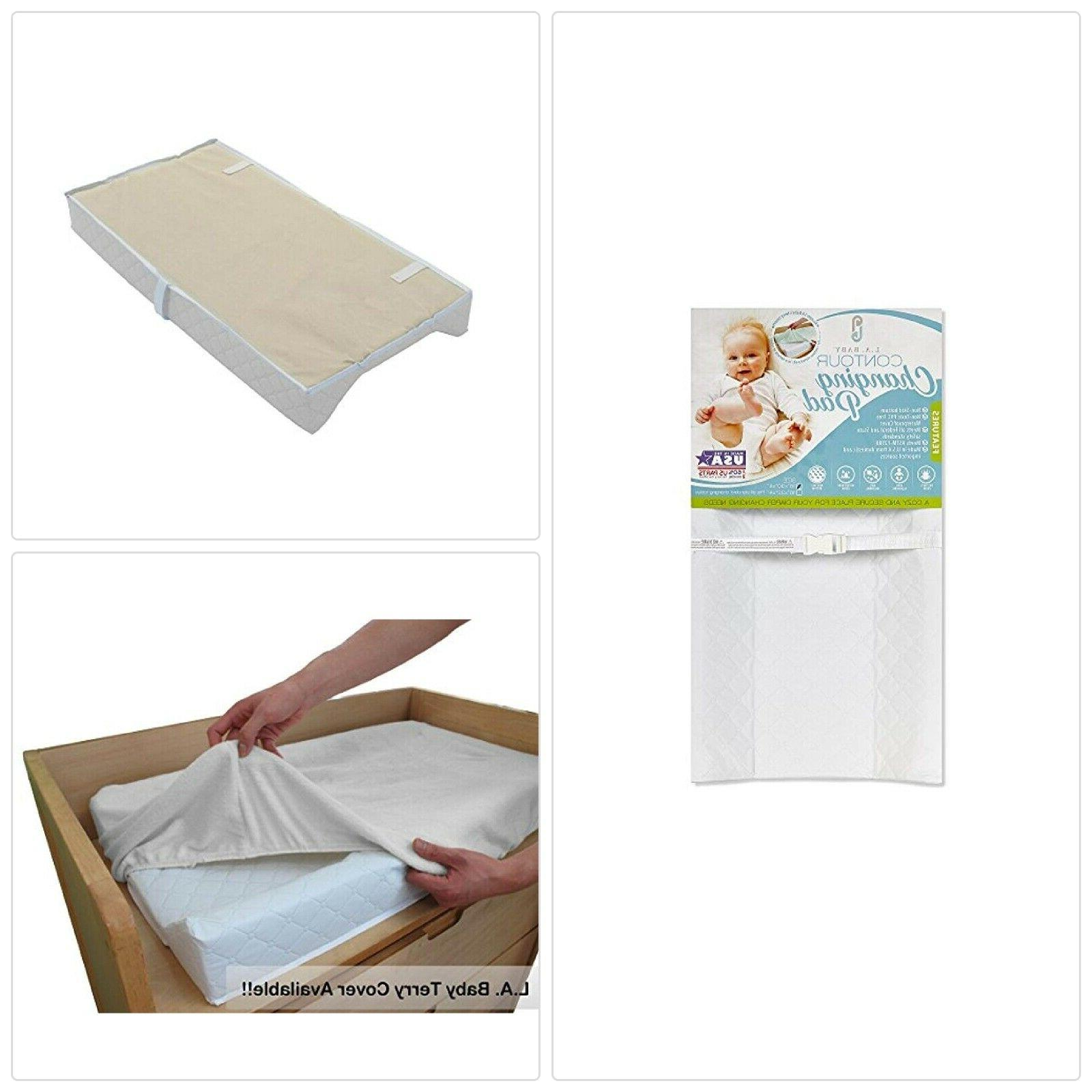 waterproof contour changing pad 30 made in