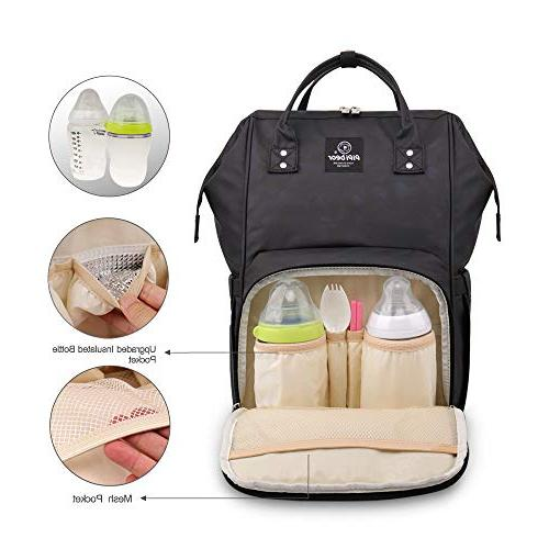 Pipi Bag, Baby Bag Backpack Mom and and