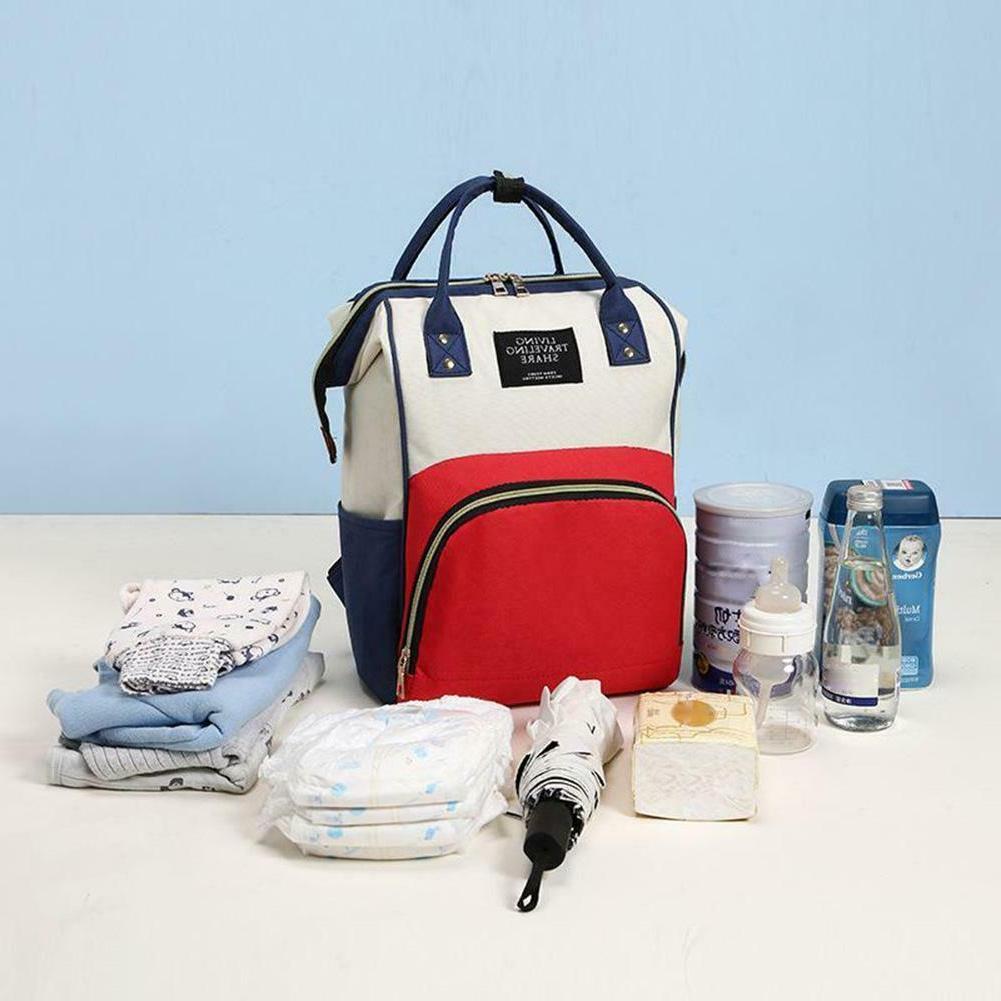 Waterproof Mummy Baby Diaper Bottle Holder Bag
