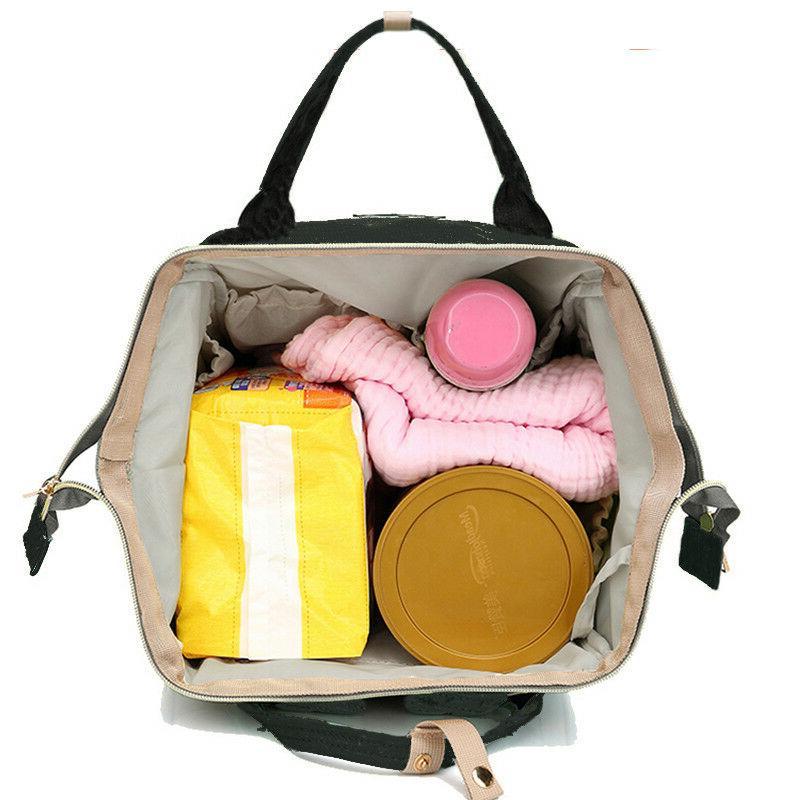Waterproof Nursing Handbag Diaper Bag for