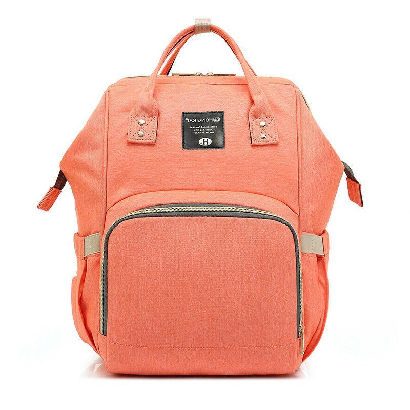 waterproof oxford cloth baby nursing handbag backpack