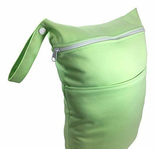 wet bag green