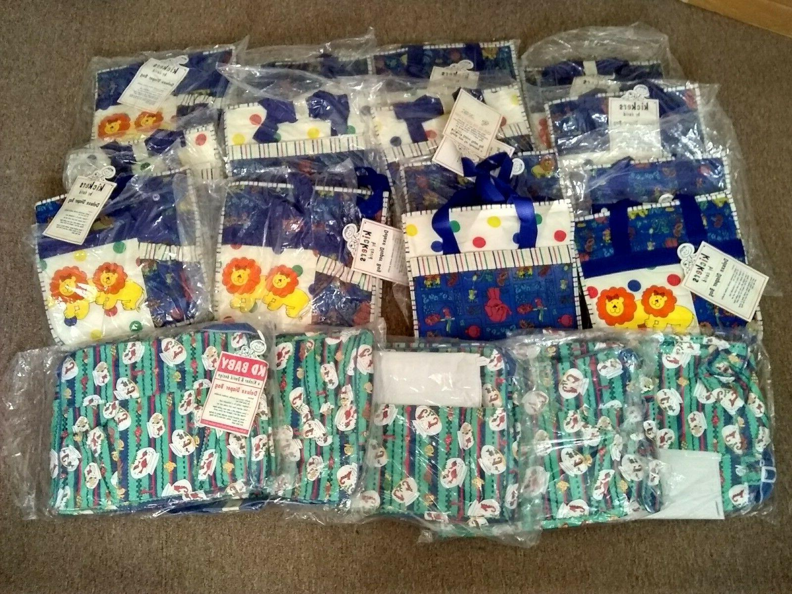 wholesale lot new large baby diaper bags