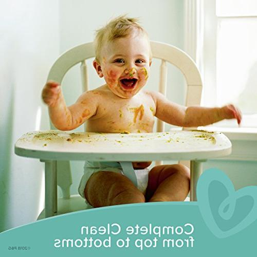 Pampers Baby Clean 10X Packs, 720 Count
