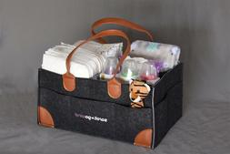 Large Diaper Caddy, Arts and Crafts organizer, OOAK by Sarat