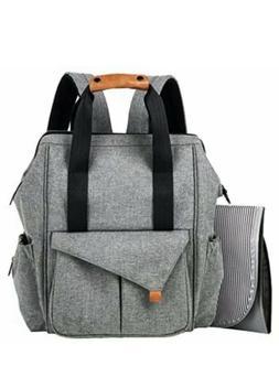 Vipont Large Size Baby Diaper Bag – Multifunctional Baby D