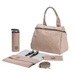 Lassig Women's Glam Rosie Baby Diaper Bag, Rose