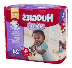 Huggies Little Movers Diapers - 24 ct., Size 24 ct