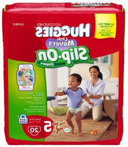 little movers diapers slip 5