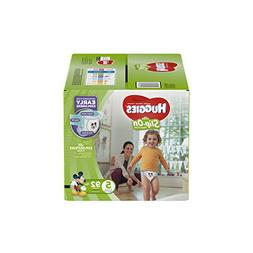 Huggies Little Movers Slip-On Diapers, Size 5, 92 Count