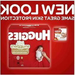 HUGGIES Little Snugglers Baby Diapers 40639 Newborn 0-10 LB