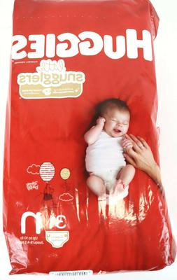 little snugglers baby diapers newborn 32 count