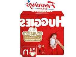 Huggies Little Snugglers Baby Diapers, Size Newborn, 84 Ct,