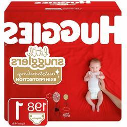 HUGGIES Little Snugglers Baby Diapers Size P N 1 2 3 4 5 6 N