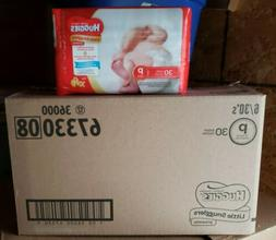 HUGGIES Little Snugglers Baby Diapers Size Preemie   180 Cou